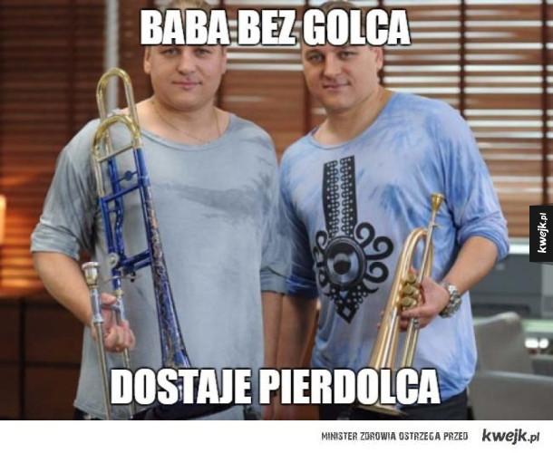 Baba bez Golca