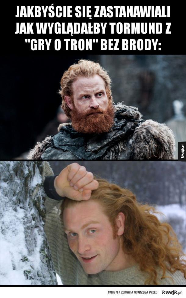 Jak broda potrafi zmienić wygląd człowieka