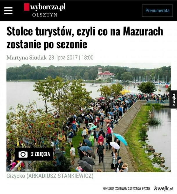 Mazury xD