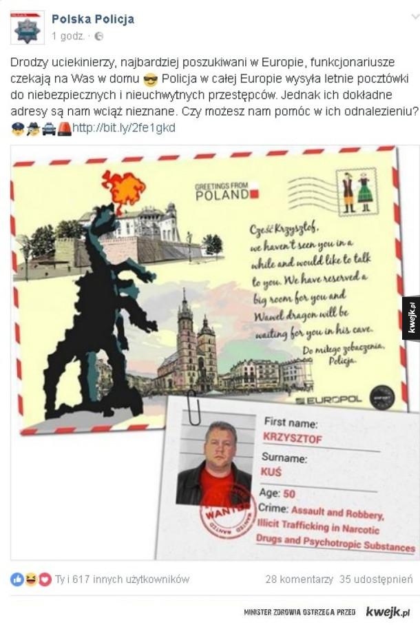 Polska policja rządzi xD