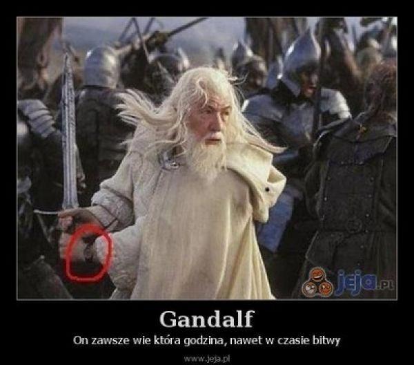 ach ten Gandalf