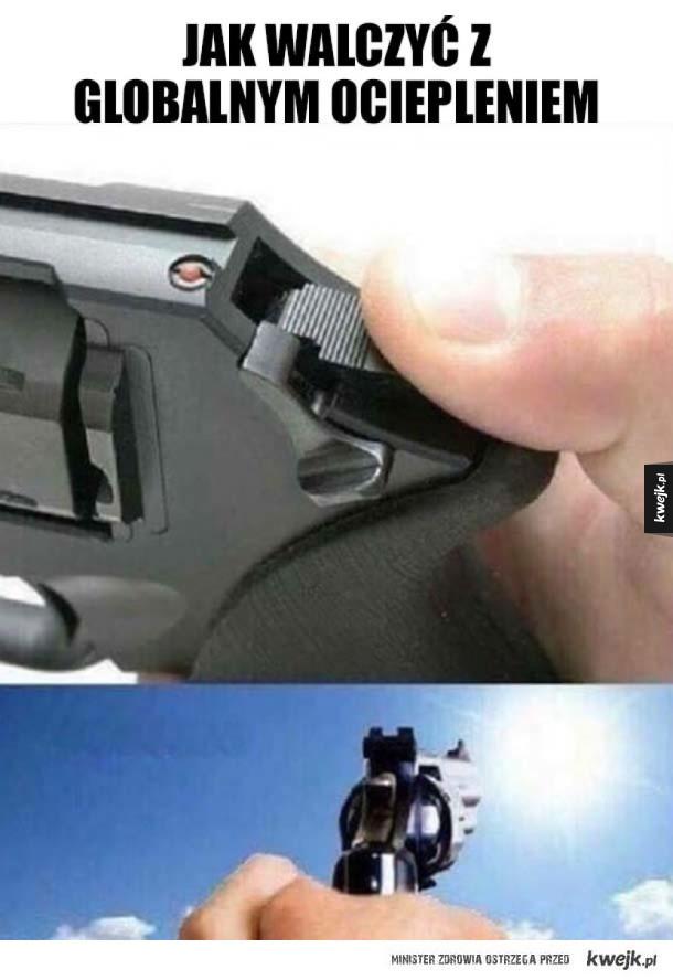Walka ze słońcem