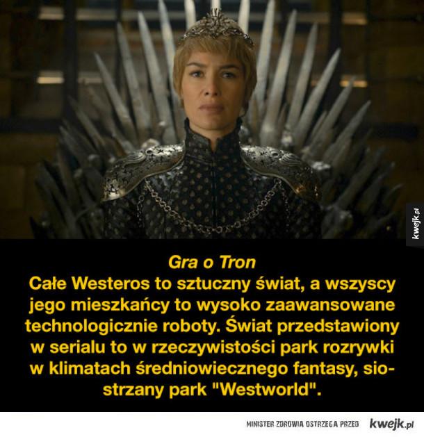 Najbardziej szalone i absurdalne teorie dotyczące znanych filmów i seriali