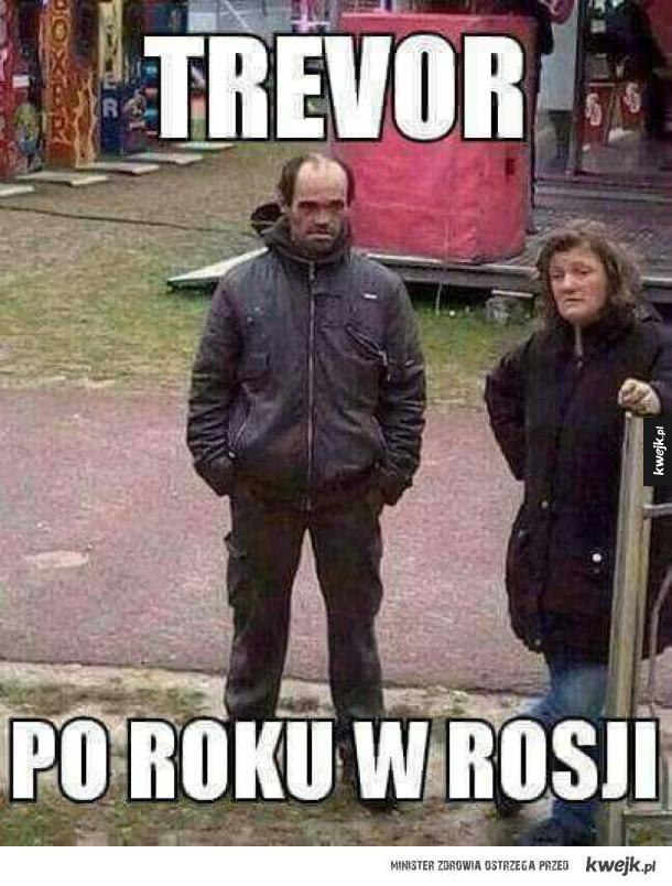 Rosja go przetyrała