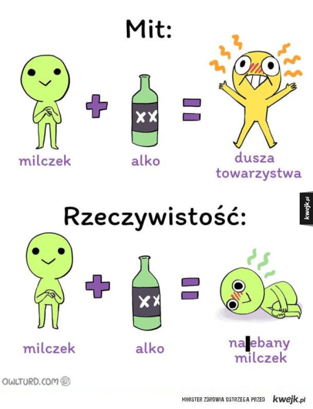Jak naprawdę działa alkohol