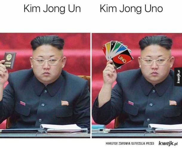 Kimg Jong Uno