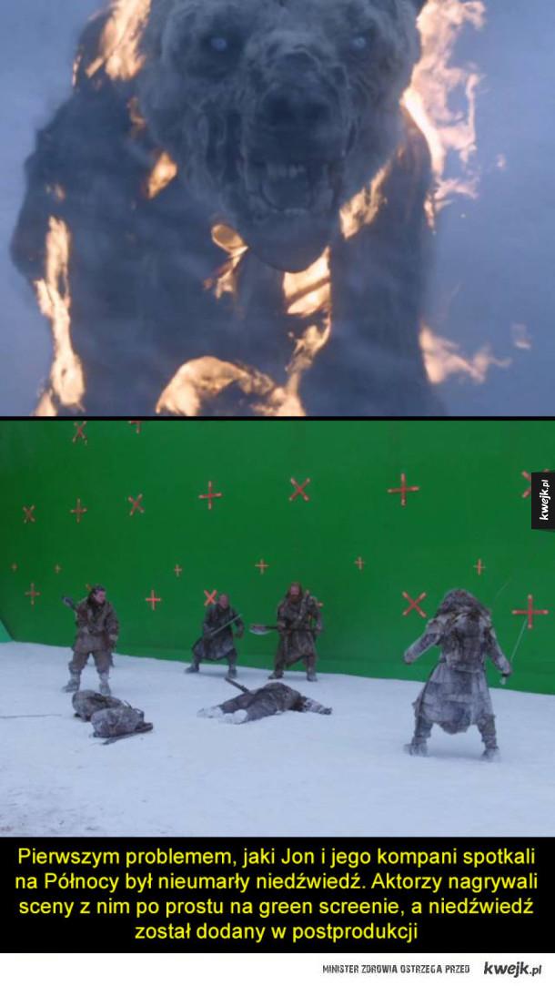 Za kulisami ostatniego odcinka Gry o Tron