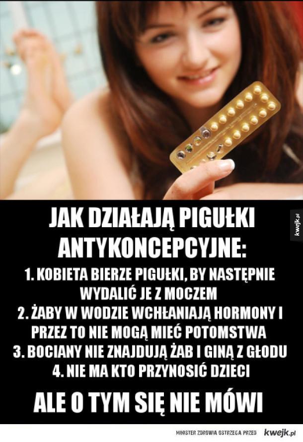 Cała prawda o pigułkach antykoncepcyjnych