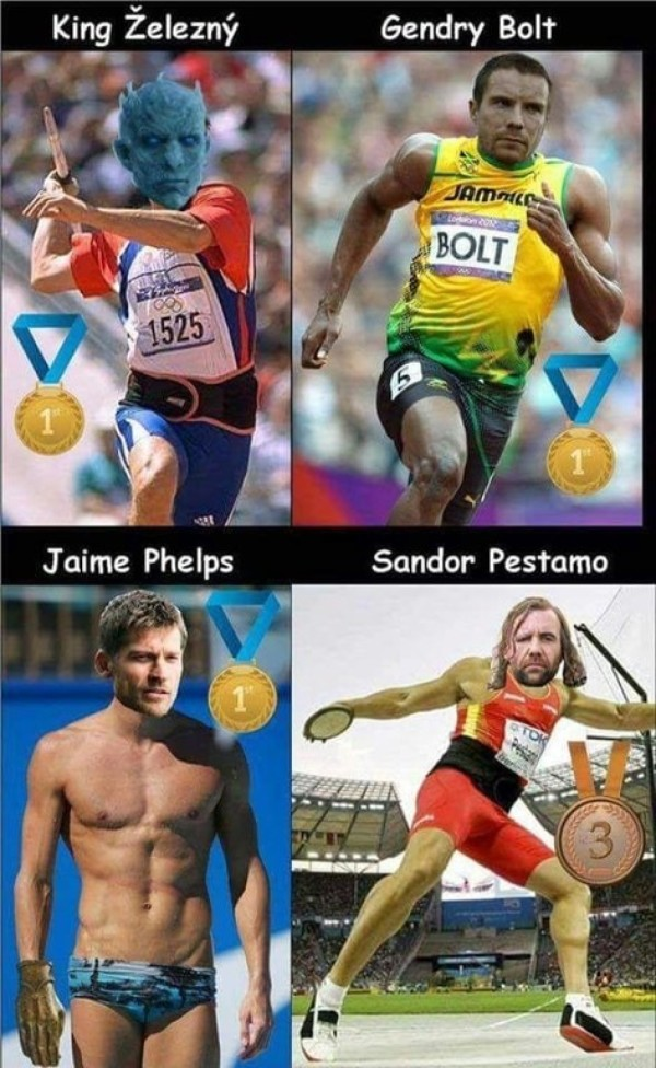 Olimpiada Westeros 2017