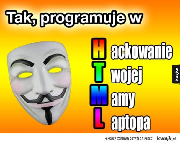 Jestem anonimus