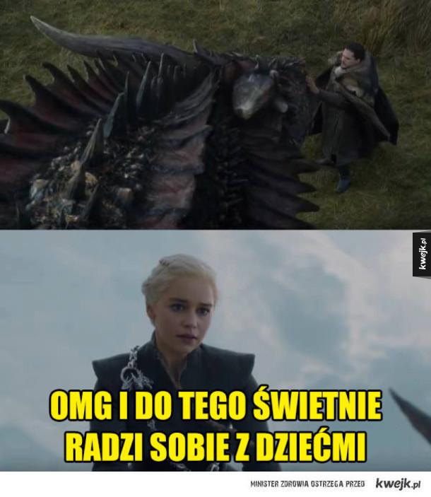 """Memy po 5 odcinku """"Gry o Tron"""""""
