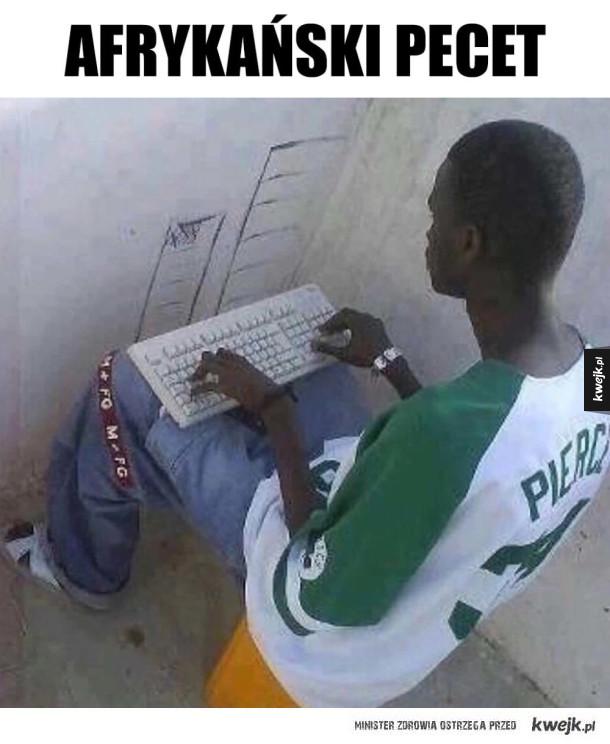 Afrykański komputer