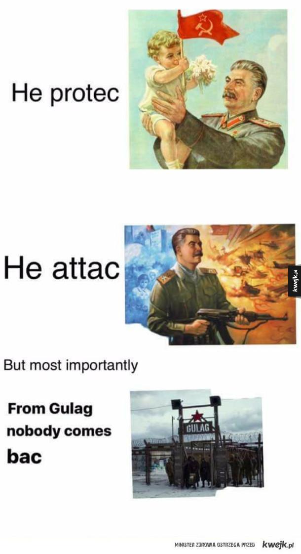 Stalin w pigułce