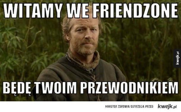 Witam we Friendzone