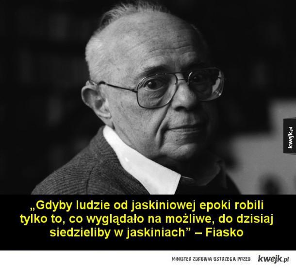 Cytaty Stanisława Lema