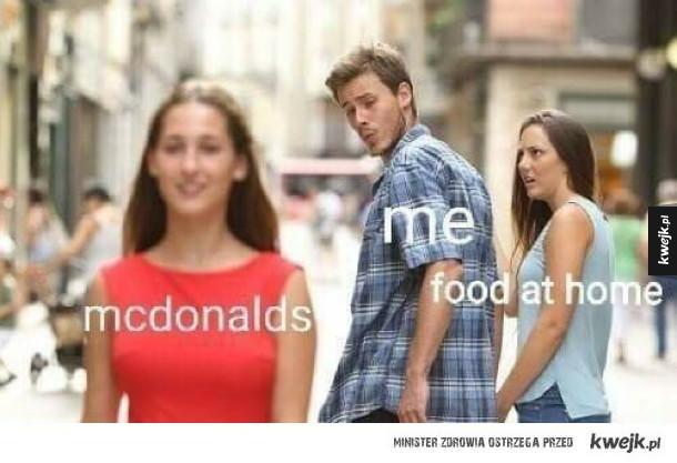 Żarcie z McDonald