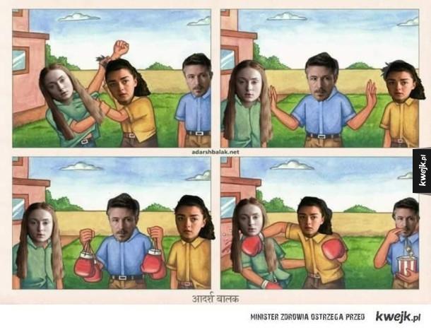 Tymczasem Littlefinger