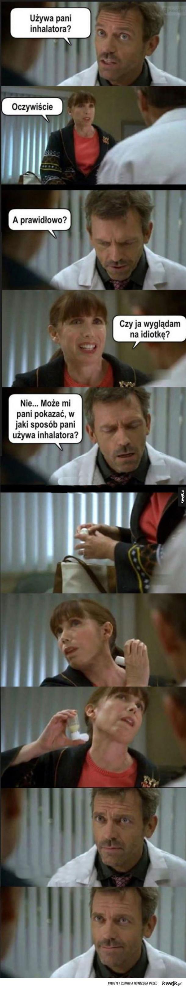 Kocham dr. House