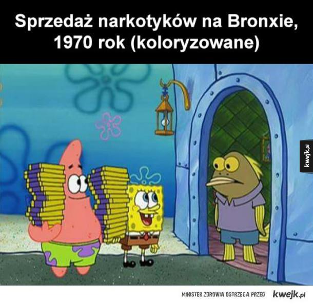 bronx 1970