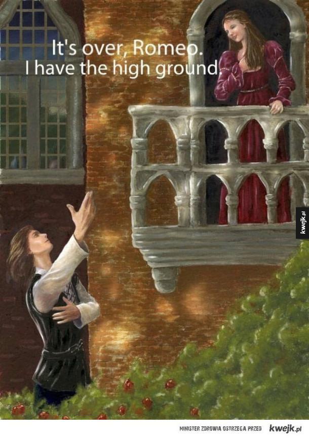 Romeo to już koniec