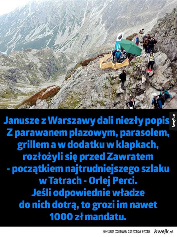 Janusze z Warszawy