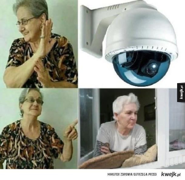 Babcia wie najlepiej