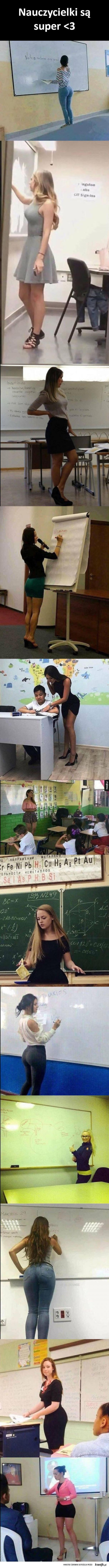 nauczycielki