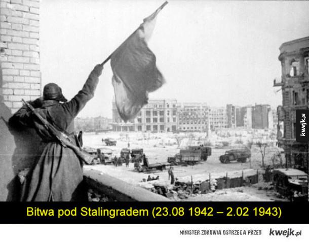 Jak się zmieniły miejsca słynnych bitew II Wojny Światowej