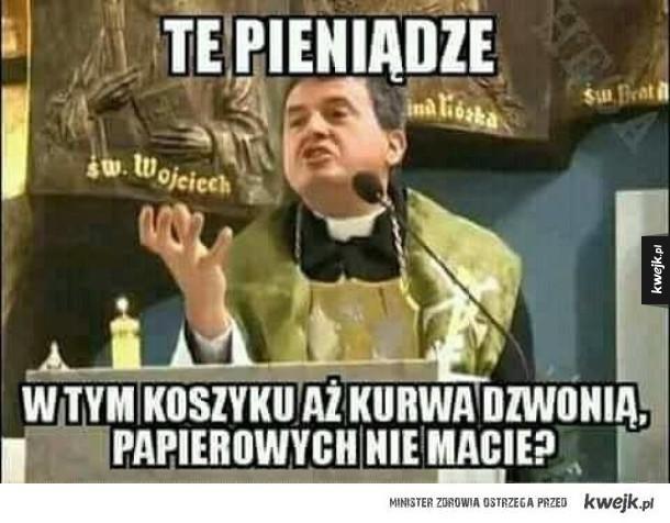 W każdym Polskim kościele