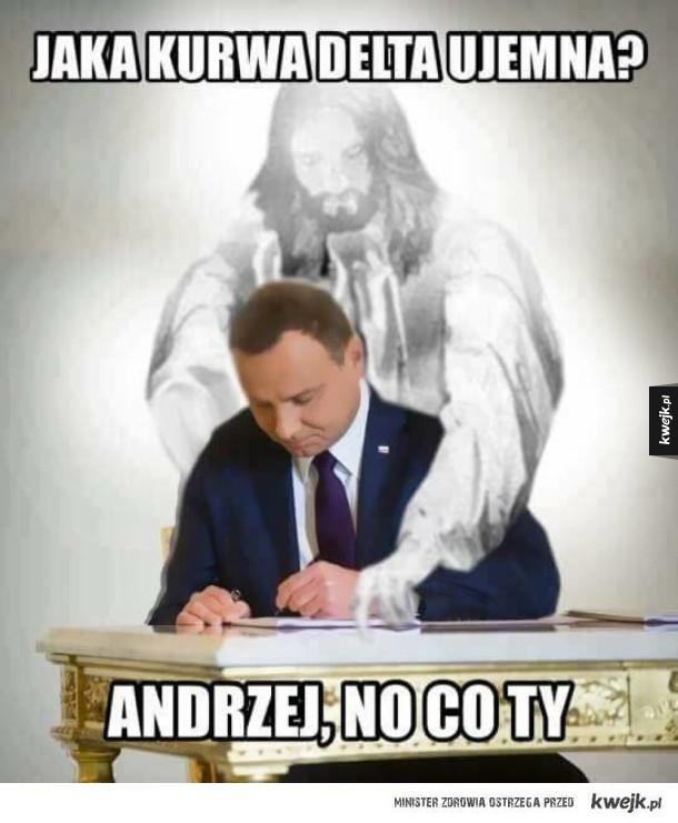 Andrzej nie rób se jaj