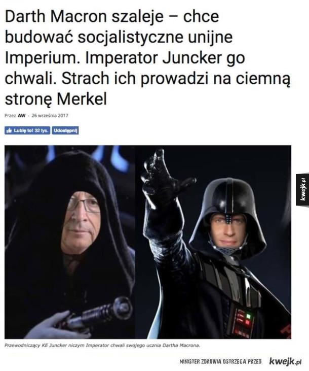 Ciężka sytuacja w Europie