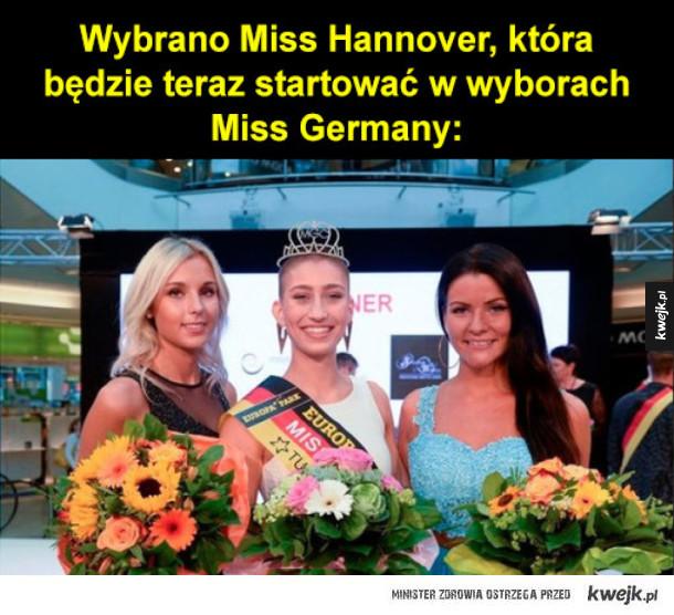 Słynna niemiecka uroda