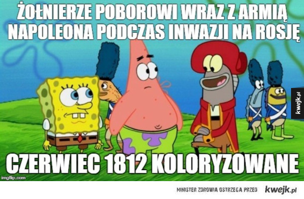 Spongebob w Rosji