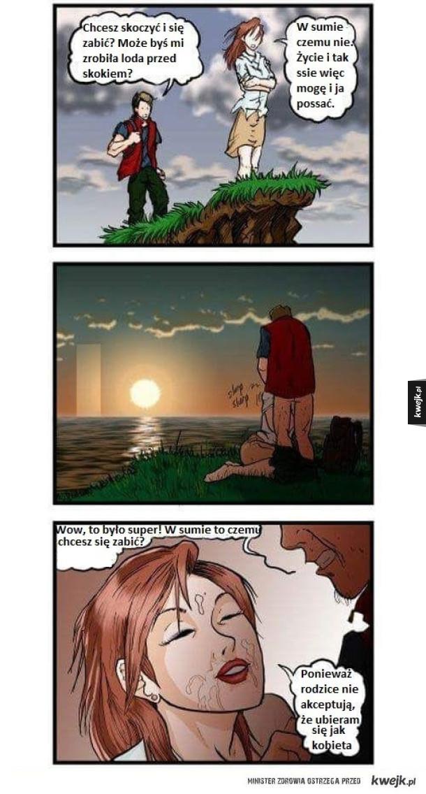 Ostatnia rzecz przed śmiercią