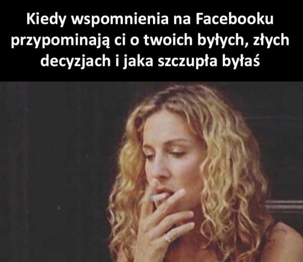 dzięki fejsbuk