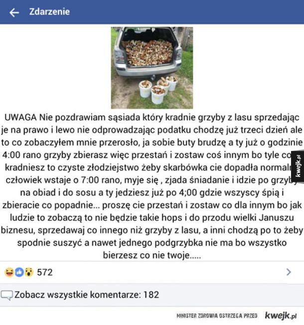 Zazdrosny Janusz