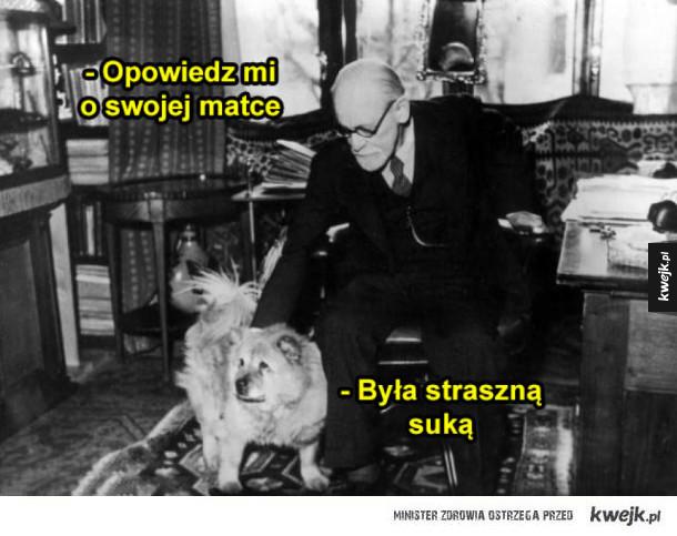 Freud i jego Pieseł