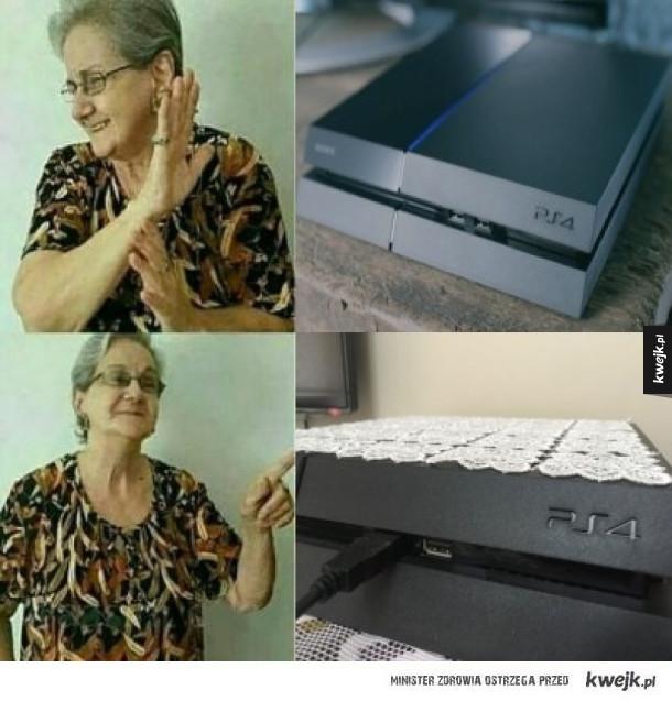 Babcie wie najlepiej