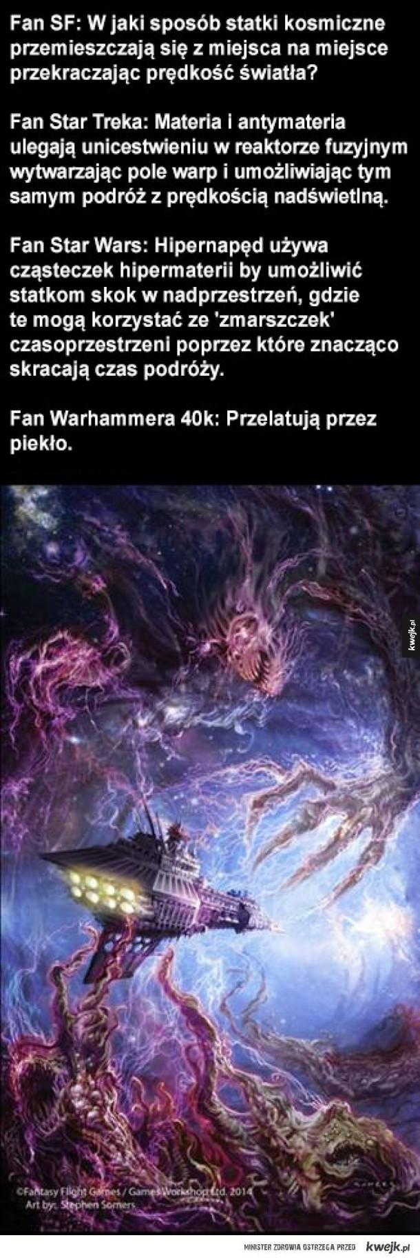 Podróże międzygwiezdne