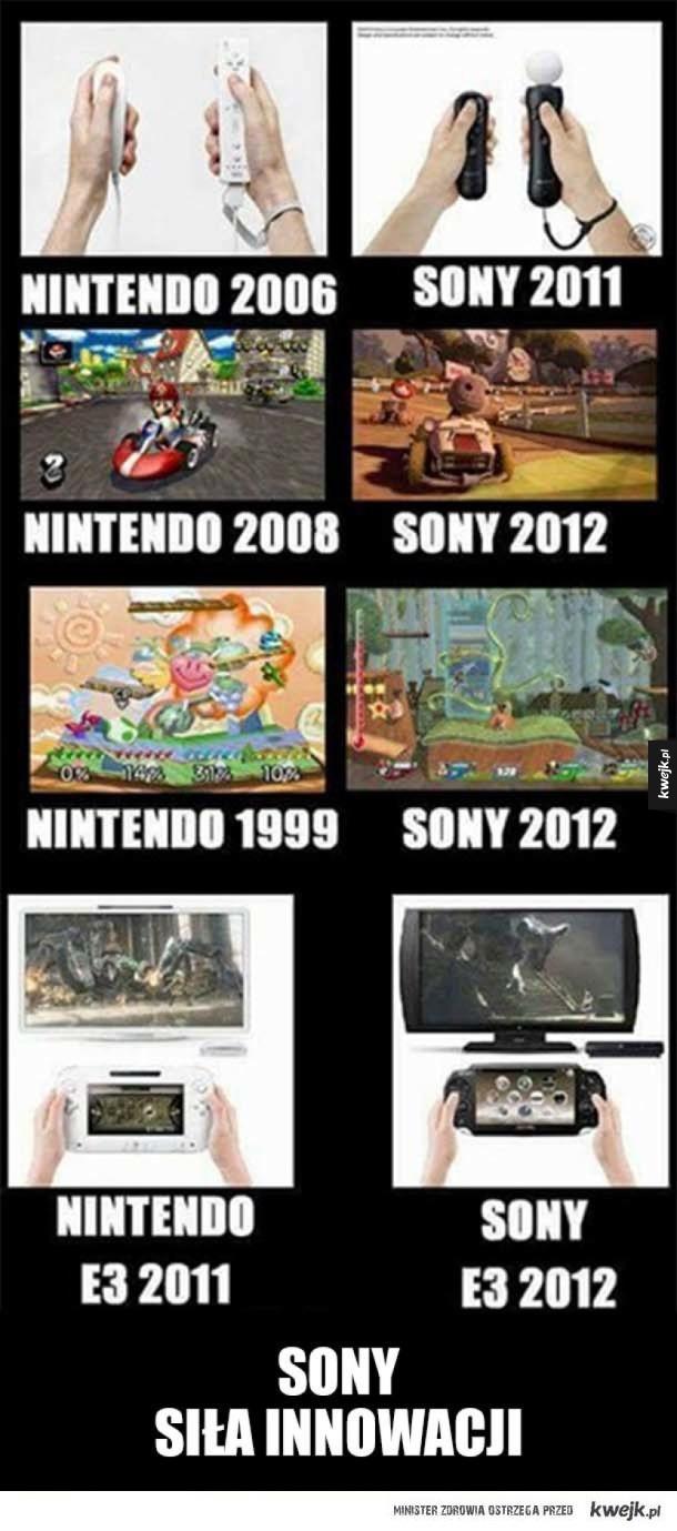 Sony i Nintendo