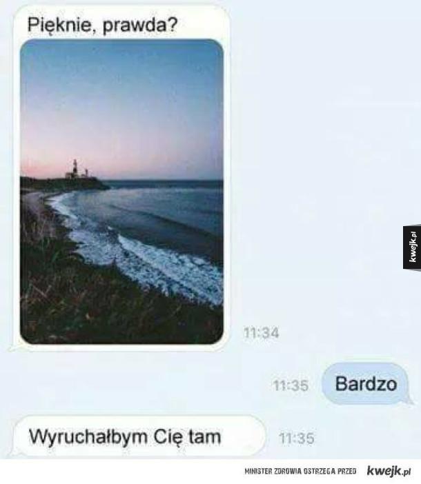 Romantyczny podryw