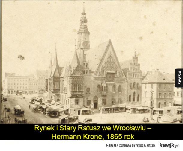 Najstarsze zdjęcia Dolnego Śląska – Te fotografie mają 150 lat!