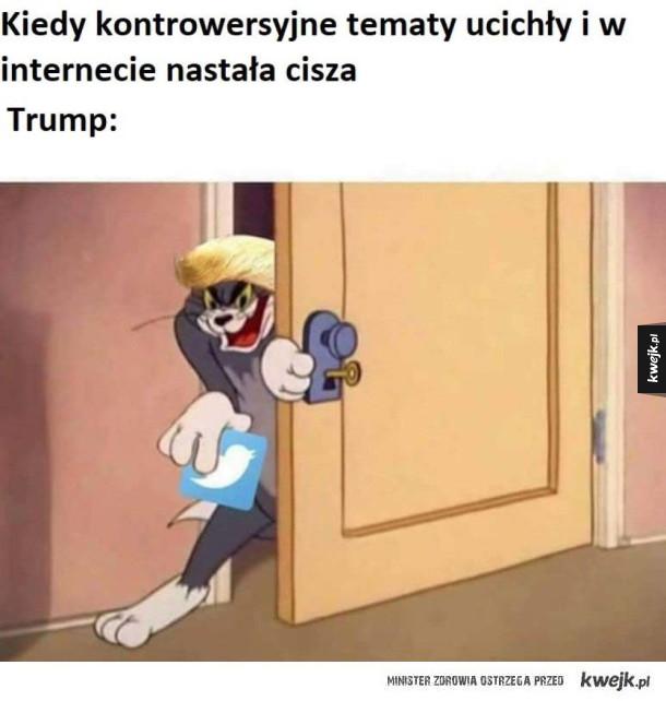 Typowy Trump