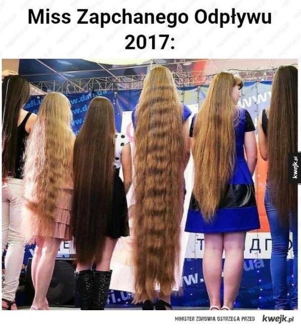 Miss Zapchanego odpływu