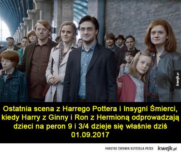 To już dziś! Kto dostał list z Hogwartu ?