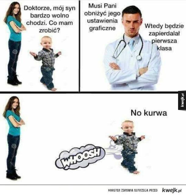 tymczasem u lekarza
