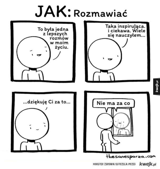 Jak rozmawiać