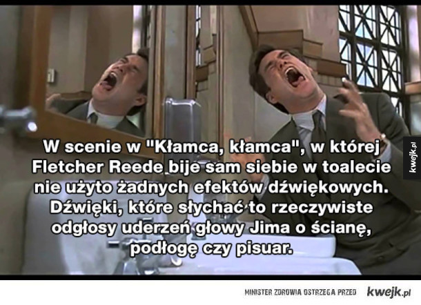 Ciekawostki o filmach Jima Carreya