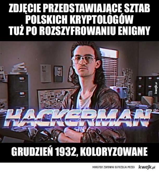 Polscy kryptolodzy