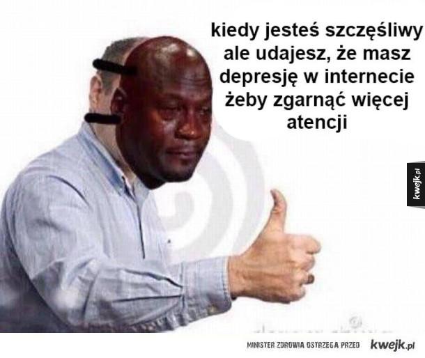 Depresja w internecie